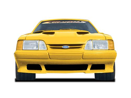 Cervini Mustang Saleen Front Air Dam (87-90) 4323