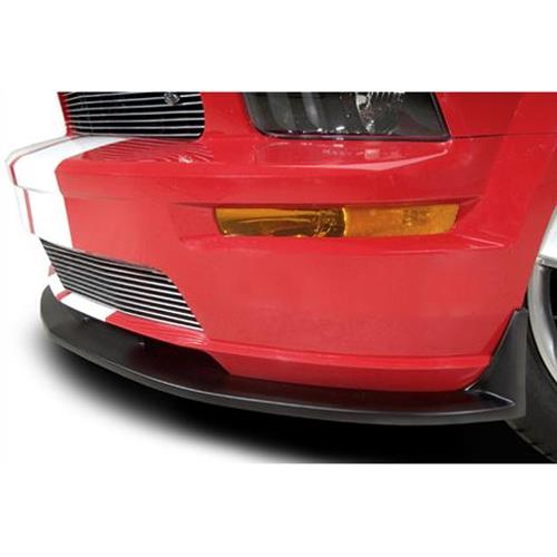 Cervini's Mustang  Type 3 Front Chin Spoiler Black Textured (05-09) GT 4339FTB