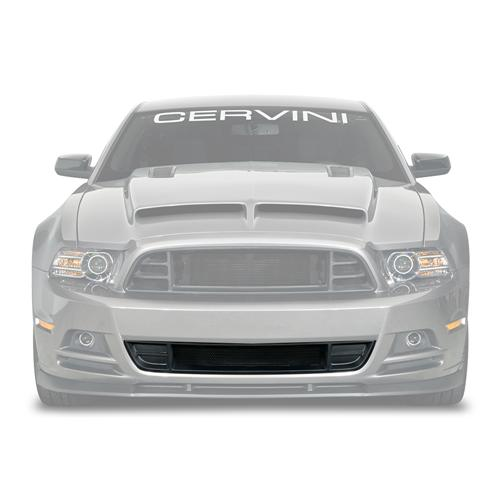 Cervini's Mustang GT500 Style Lower Grille (13-14) 4414