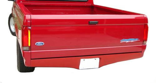 F-150 SVT Lightning Fiberglass Rear Roll Pan (93-95) 600