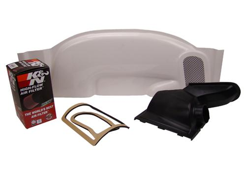 Cervinis  Mustang V8 Ram Air Hood Induction Kit (87-93) 8006