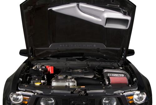 2011-14 Cervinis Cold Air Intake/ Ram Air combo Kit