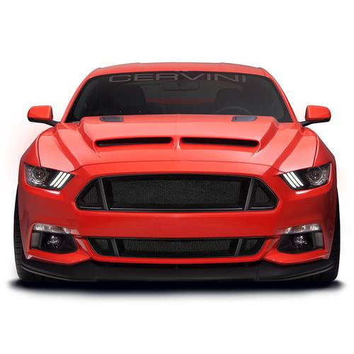 Cervinis Mustang C-Series Grille Kit (15-16) 8071