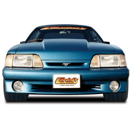 Cervinis Mustang Cobra Body Kit (91-93) Coupe Convertible - Cervinis Mustang Cobra Body Kit (91-93) Coupe Convertible