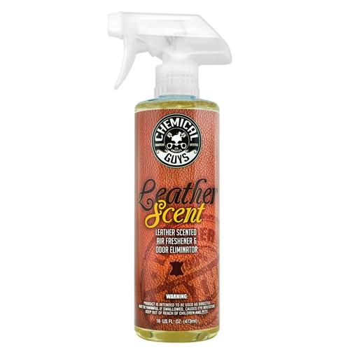 Chemical Guys Leather Scent Air Freshener & Odor Eliminator AIR_102_16