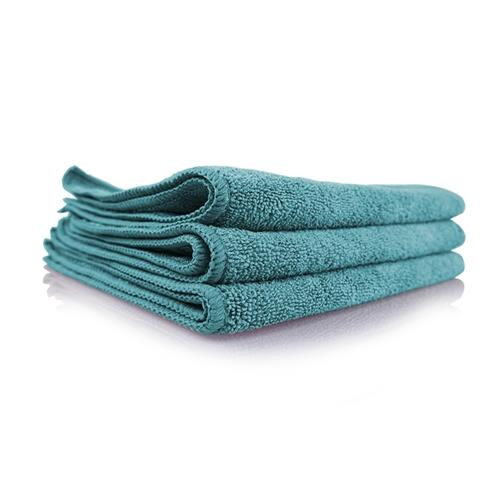 Chemical Guys Workhorse Premium Microfiber Towel [3 pack]  - Green MICMGREEN03