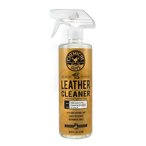 Chemical Guys Leather Cleaner 16 oz SPI_208_16