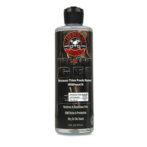 Chemical Guys Tire & Trim Gel For Plastic & Rubber 16 oz TVD_108_16