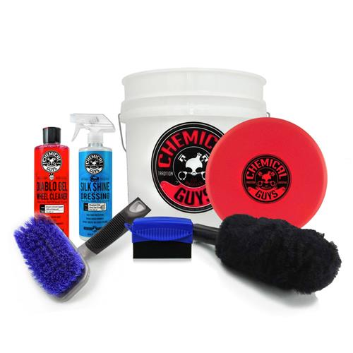 Chemical Guys Wheel Cleaning Kit