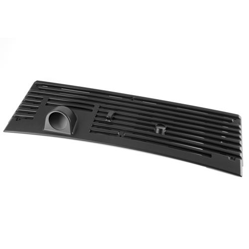 "Mustang Cowl Vent Grille W/ High Profile Gauge  - 2 5/8"" (83-93)"