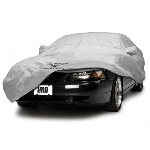 Covercraft Mustang Car Cover - Block It 200 - Pony Logo (94-04) C16059SG-FD11