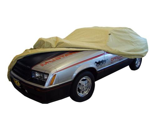 CoverCraft Mustang Deluxe Ready-Fit Car Cover (79-14)