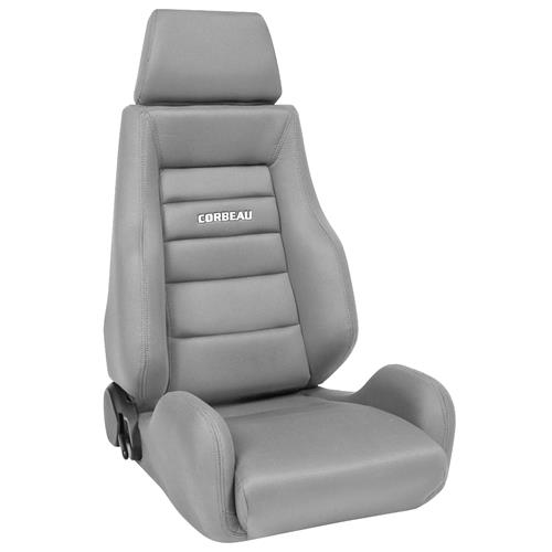 Corbeau Mustang GTS 2 Seat Pair Gray Cloth 20309