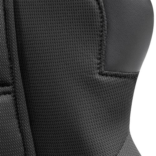 Corbeau Mustang CR1 Seat Pair Black Cloth 20901