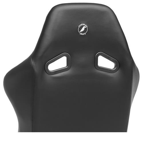 Corbeau Mustang Forza Seat Black Cloth 29101