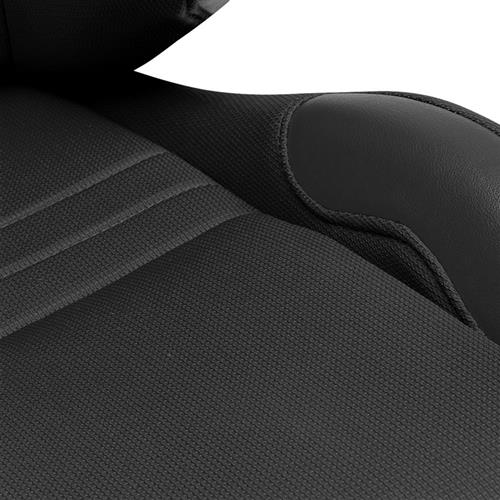 Corbeau A4 Seat Pair Black Cloth 60091PR