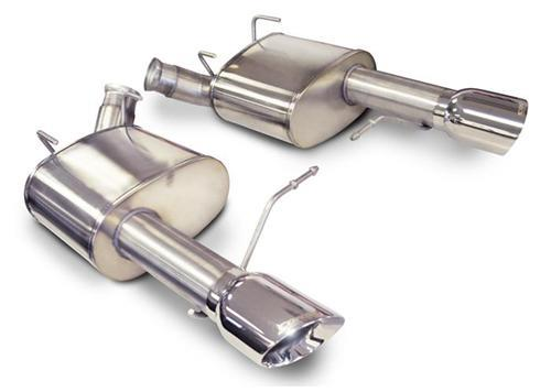 Corsa Mustang Extreme Axleback Exhaust System (11-14) GT-GT-500 5.0L 5.4L 14317