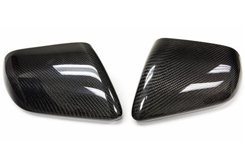 2015-2016 FORD MUSTANG CARBON FIBER MIRROR COVERS