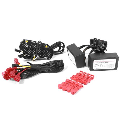 Diode Dynamics Mustang Switchback DRL LED Boards (13-14) DD2174