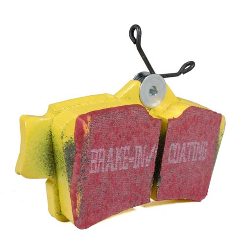 EBC Mustang Rear Brake Pads - Yellowstuff (94-04) Cobra-Bullitt-Mach 1 DP411562R