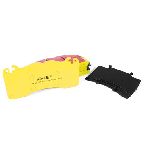 EBC Mustang Front Brake Pads - Yellowstuff  - GT Performance Pack (15-17) DP43040R