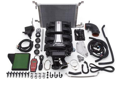 Edelbrock  Mustang E-Force Supercharger Kit Stage 1 (11-14) GT 1588