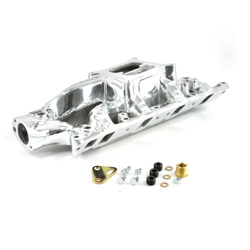 Edelbrock  Mustang Performer RPM Air-Gap Intake Manifold Polished (79-85) 5.0 75211