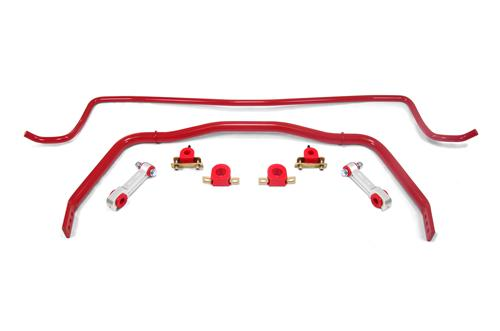 Eibach Mustang Anti-Roll Sway Bar Kit Red (05-10) 35101.320