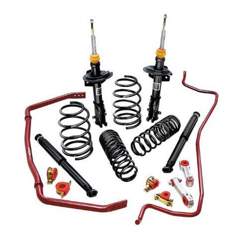 Eibach Mustang Pro-System Plus Suspension Kit (05-10) Coupe Convertible
