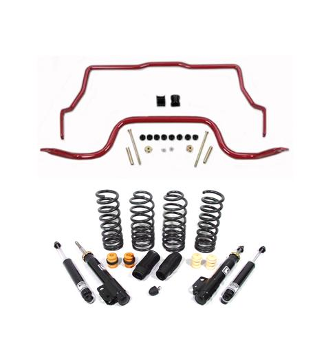 1979-93 Mustang Eibach Pro-System Plus Suspension Kit Coupe/Hatchback by  Eibach