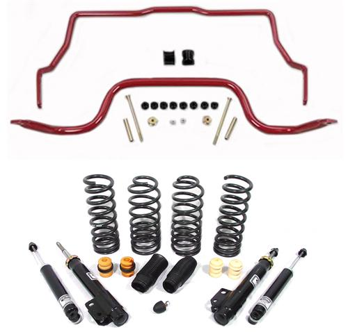 Eibach Mustang Pro-System Plus Suspension Kit (94-04) Convertible 3530.680