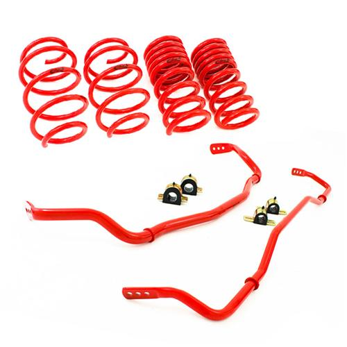 Eibach Mustang Sport-Plus Suspension Kit (2015) GT-V6-Ecoboost 4.14535.880