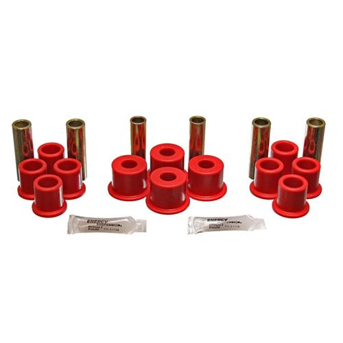 F-150 SVT Lightning Urethane Rear Spring & Shackle Bushing Kit (93-95)