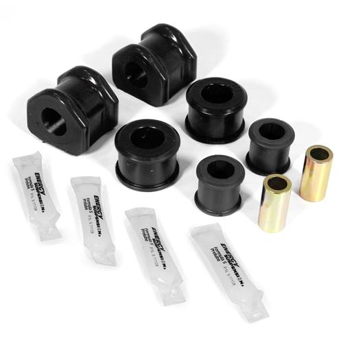 Energy Suspension Mustang 24mm Rear Sway Bar Bushing Kit  - Black - Performance Pack (11-14) GT-GT500 4.5195G