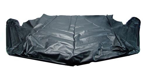 Mustang Convertible Top Well Liner (83-93) FO4161 CN08 W/EXT.