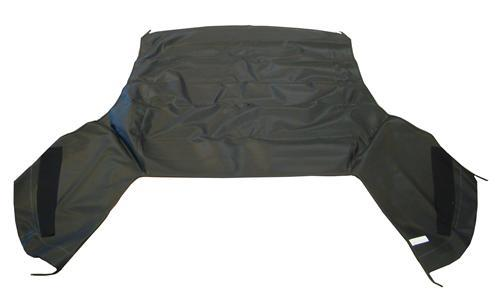 Electron Top Mustang Fabric Convertible Top Black (03-04) Cobra