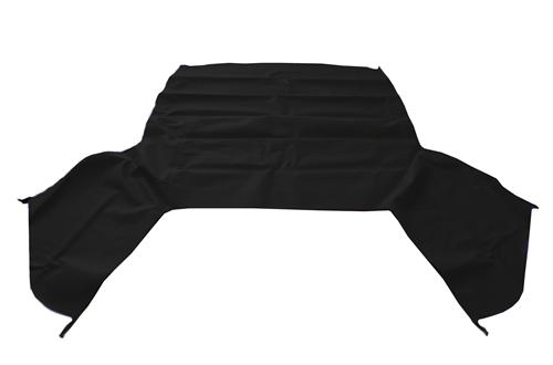 Electron Top Mustang Convertible Top   - Black (83-90)