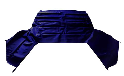 Electron Top Mustang Convertible Top  - Blue (83-90)