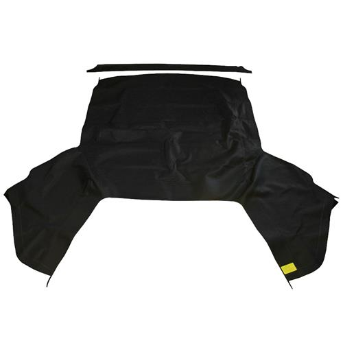 Electron Top Mustang Convertible Top   - Black (91-93)