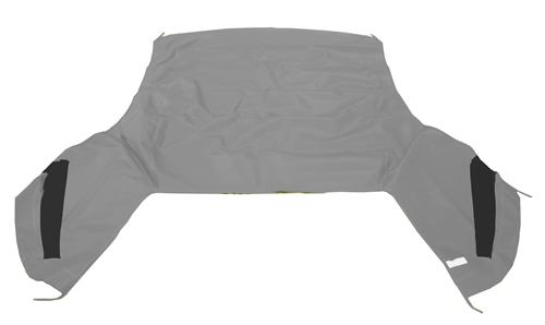 Electron Top Mustang Convertible Top White (94-95)