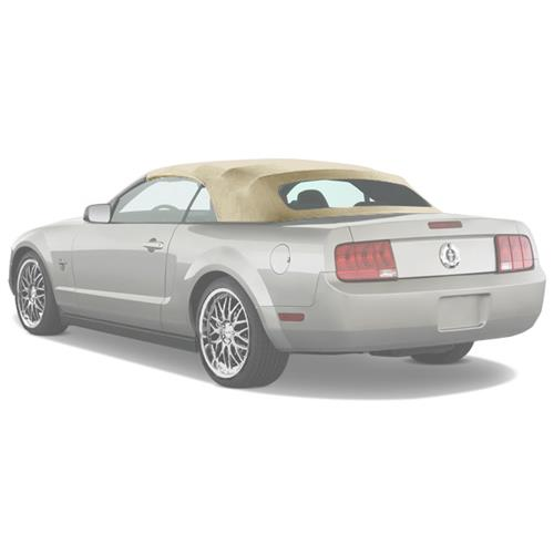 Mustang Convertible Top Kit - Camel Tan Sailcloth (05-09) F04300-SA31
