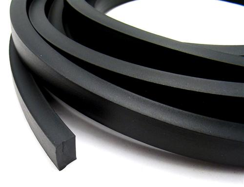 Mustang Convertible Rear Tack Strip (83-93) ET-VE2061 ROLL OF 50'