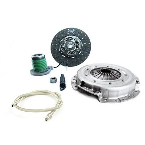 Exedy Mustang Mach 500 Stage 2 Clutch Kit 10 Spline (05-10) GT
