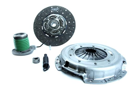 "Exedy Mustang Stage 2 11"" Clutch Kit 10 Tooth (05-10)"