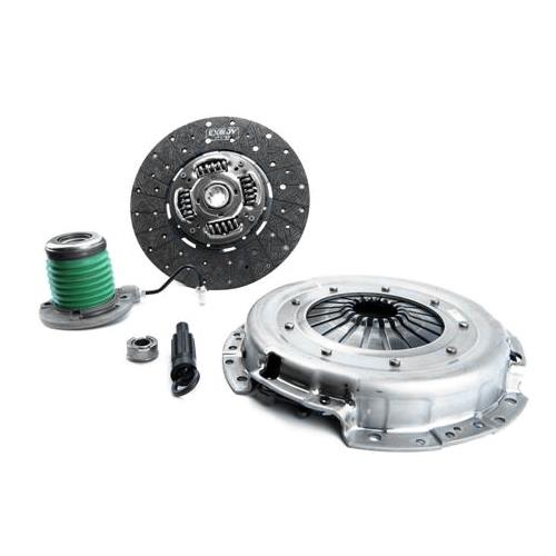 Exedy Mustang Mach 400 Stage 1 Clutch Kit 10 Spline (05-10) GT