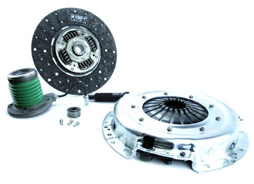 2011-14 Mustang Exedy Stage 2 11'' Clutch Kit