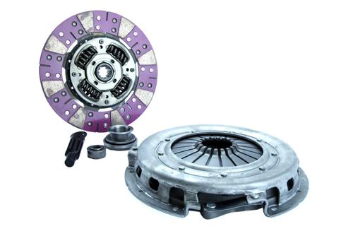 "Exedy Mustang Stage 2 10.5"" Clutch Kit 10 Tooth (86-00)"
