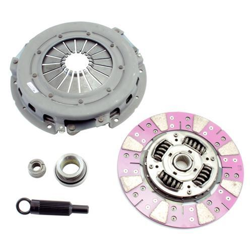 Exedy Mustang Mach 500 Stage 2 Clutch Kit 26 Tooth (86-00) 07951 - Exedy Mustang Mach 500 Stage 2 Clutch Kit 26 Tooth (86-00) 07951