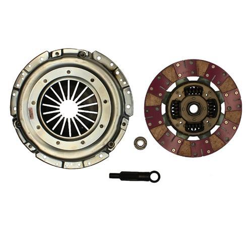 Exedy Mustang Mach 600 Stage 3 Clutch Kit 26 Spline (05-10) GT  - Exedy Mustang Mach 600 Stage 3 Clutch Kit 26 Spline (05-10) GT