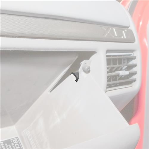 F-150 SVT Lightning Glove Box Door Bumper Kit (93-95)